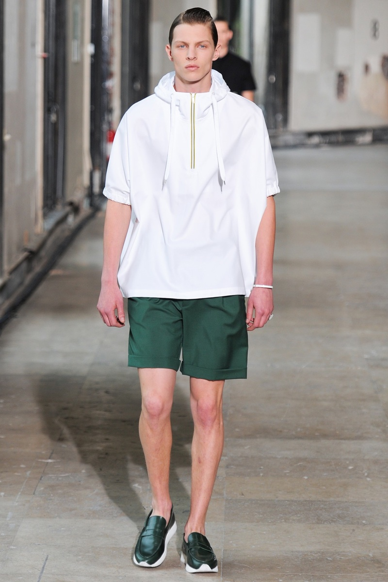 KRISVANASSCHE Spring/Summer 2014 | Paris Fashion Week