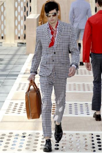 Louis Vuitton Spring/Summer 2014 Menswear   Paris Fashion Week