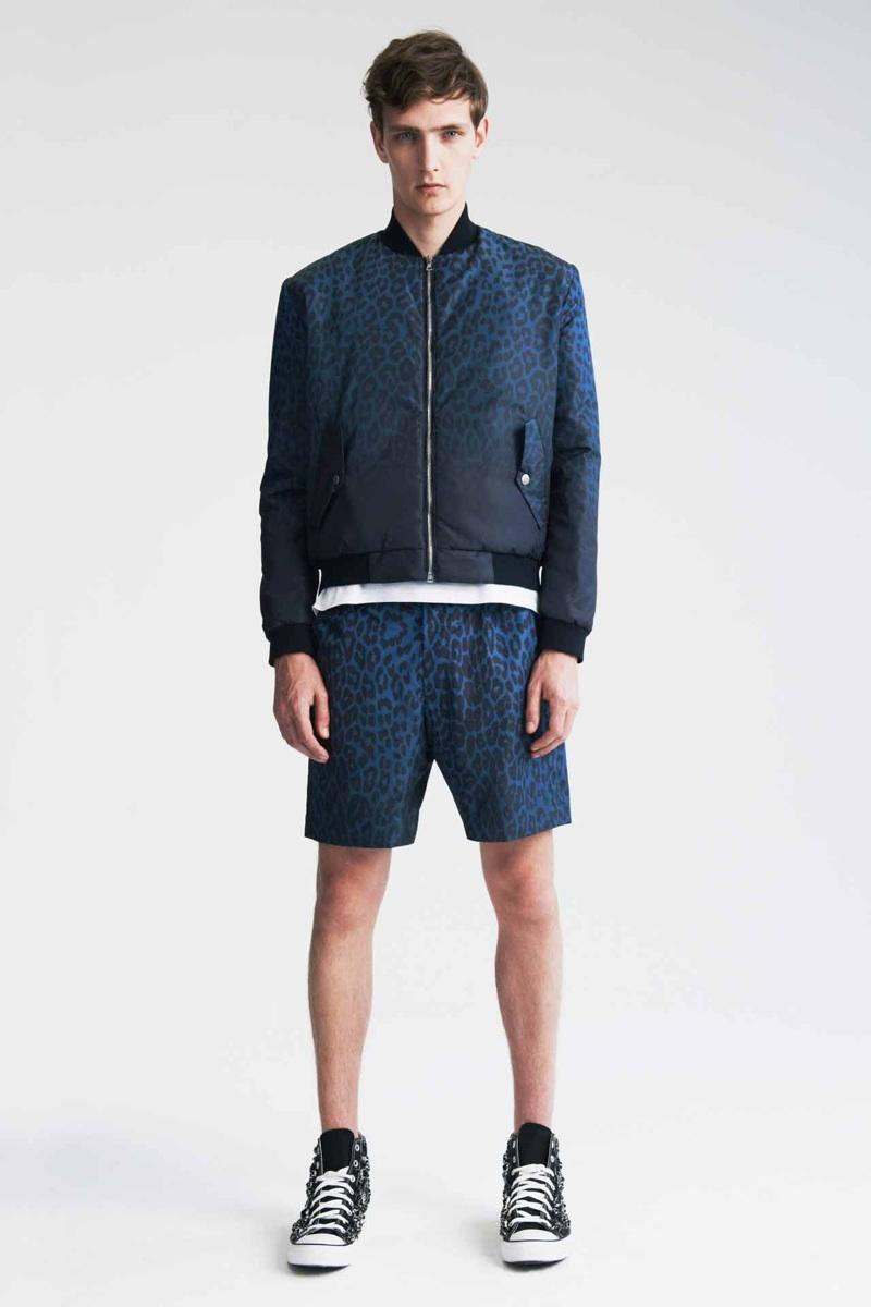 Yannick Abrath Models Markus Lupfers Spring/Summer 2014 Collection image