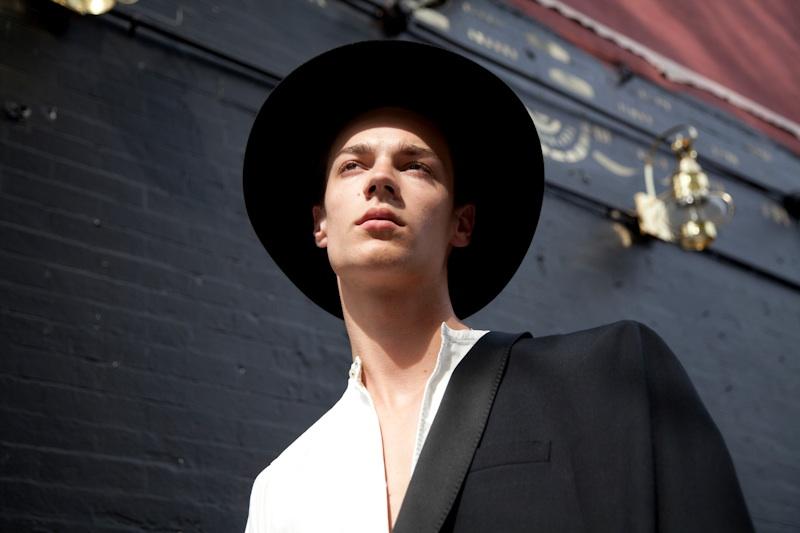 Otto Van Krugten by Jenna Putnam for Fashionisto Exclusive