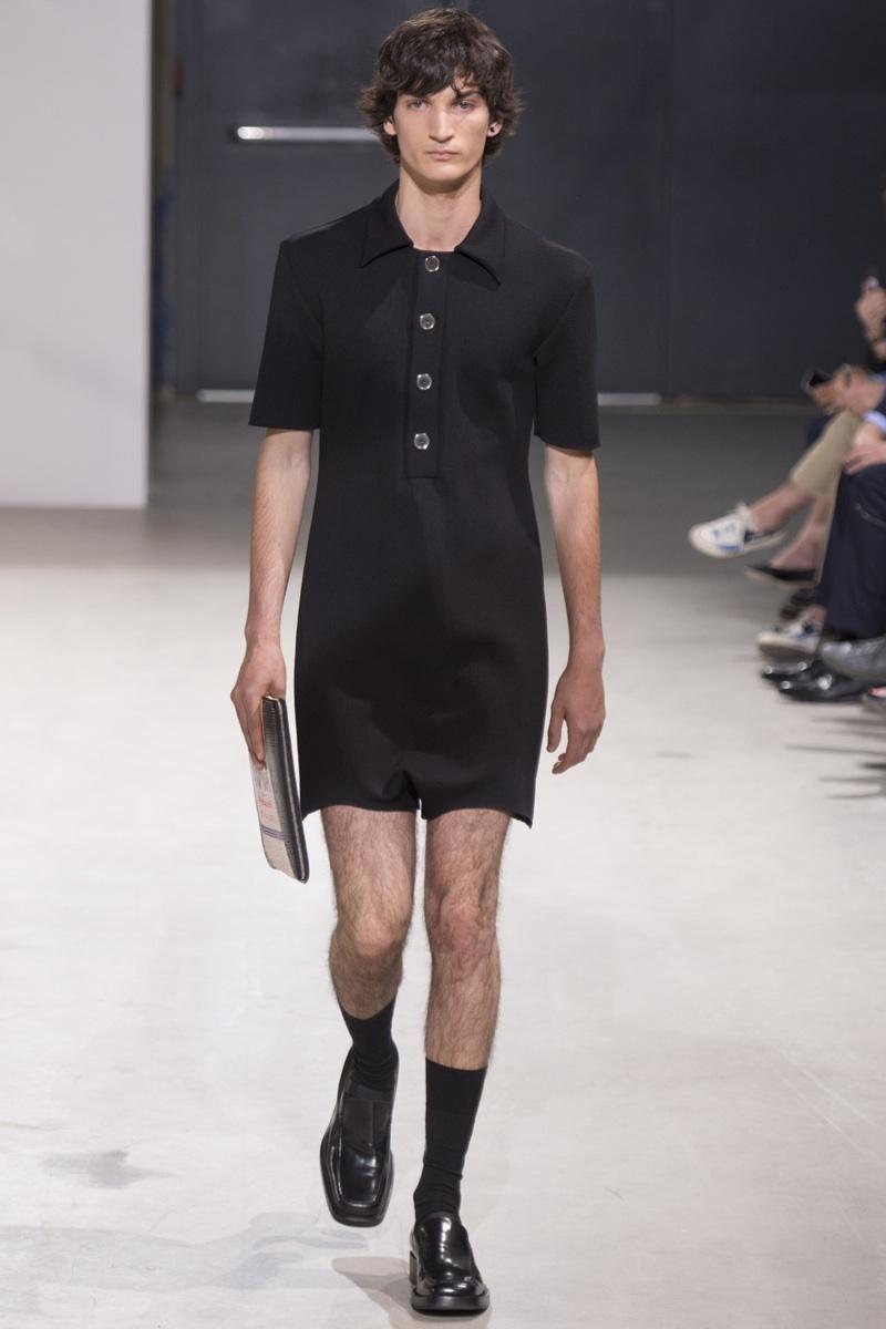 Raf Simons Spring/Summer 2014   Paris Fashion Week