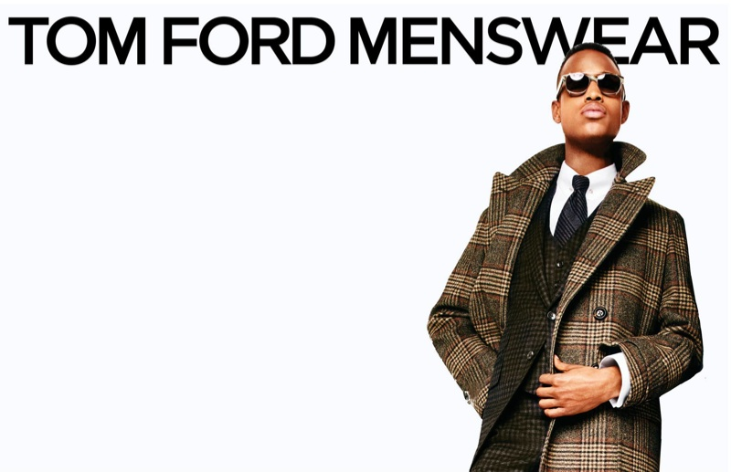 Conrad Bromfield, Oli Tyler & Juan Betancourt Star in Tom Ford Fall/Winter 2013 Menswear Campaign