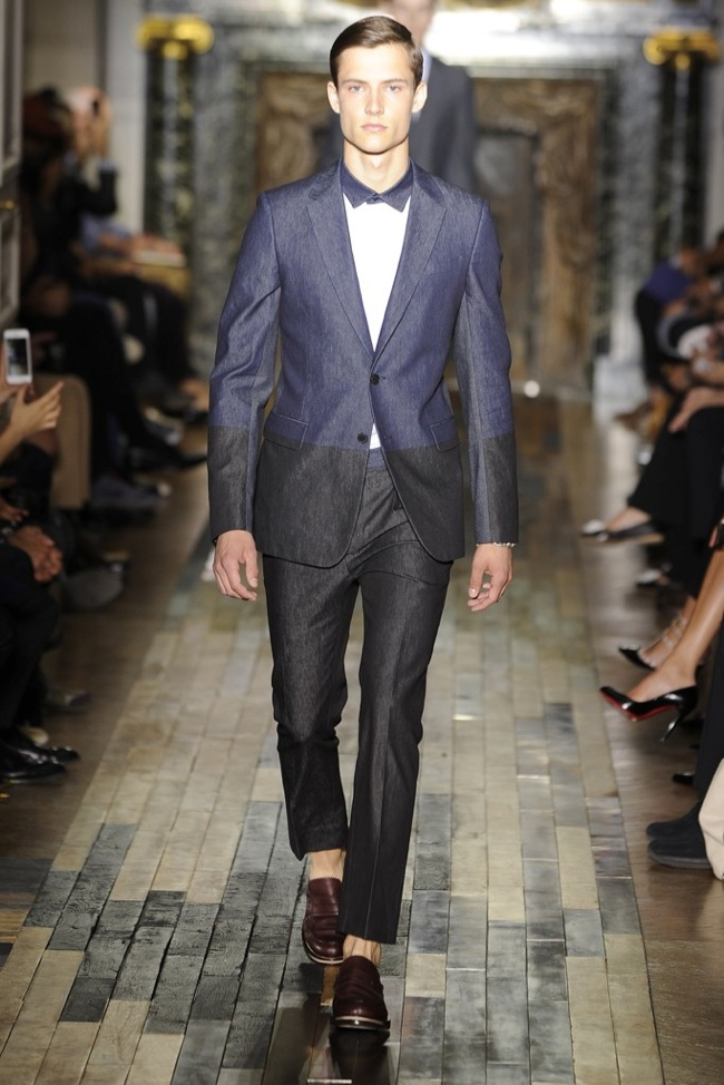 Valentino Spring/Summer 2014 Menswear | Paris Fashion Week