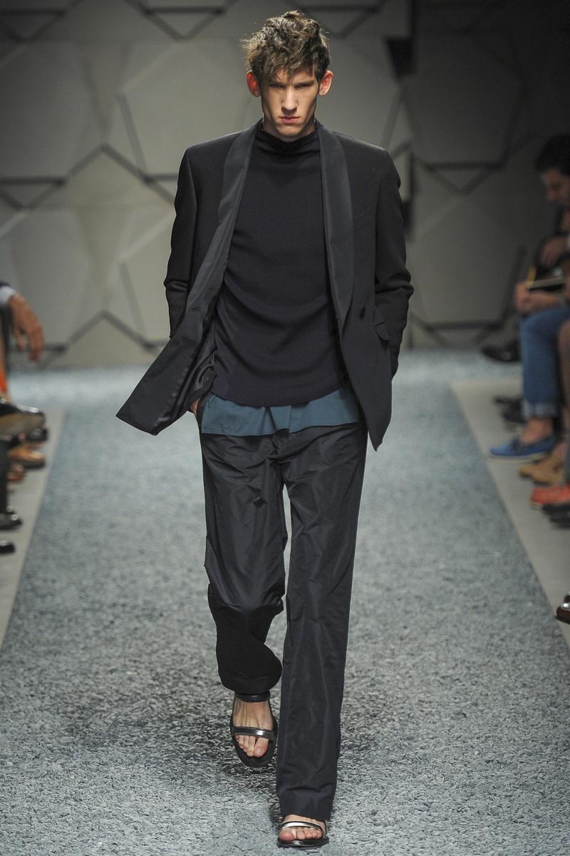Z Zegna Spring/Summer 2014   Milan Fashion Week