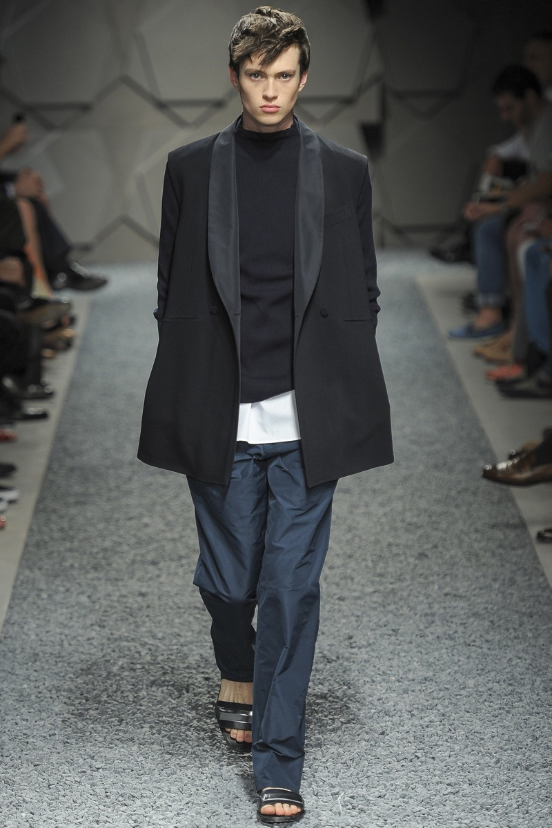 Z Zegna Spring/Summer 2014 | Milan Fashion Week