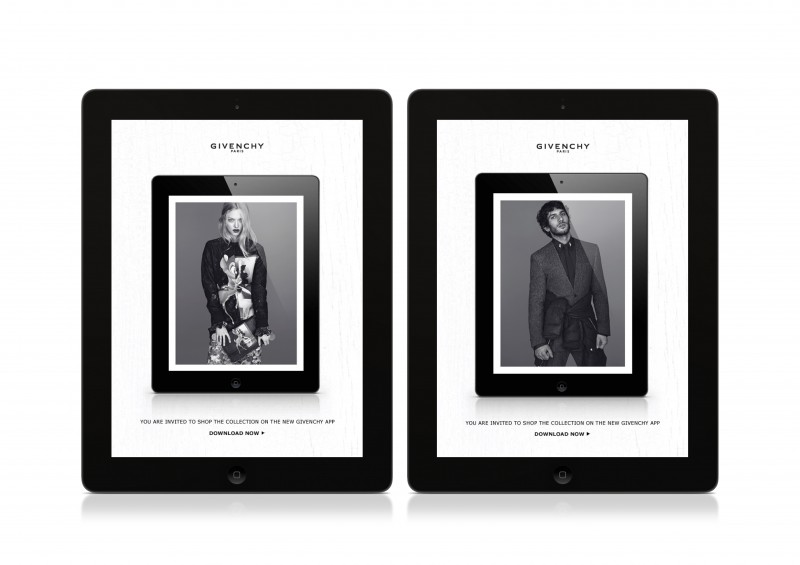 Givenchy Revamps Website