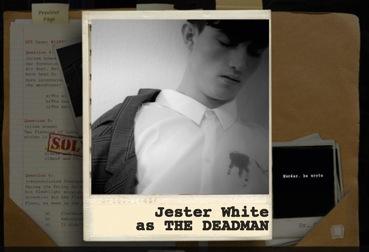 Murder He Wrote Featuring Alexandre Cunha, Benjamin Eidem, Jester White, Simone Nobili + More for MF Fashion