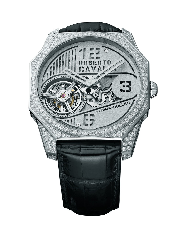Roberto Cavalli by Franck Muller_Dual Masters Collection