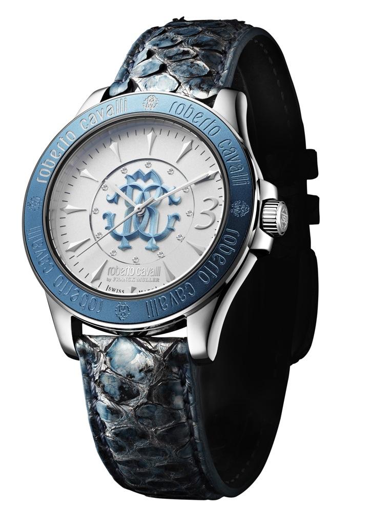 Roberto Cavalli by Franck Muller_Signature Collection_Python Bracelet