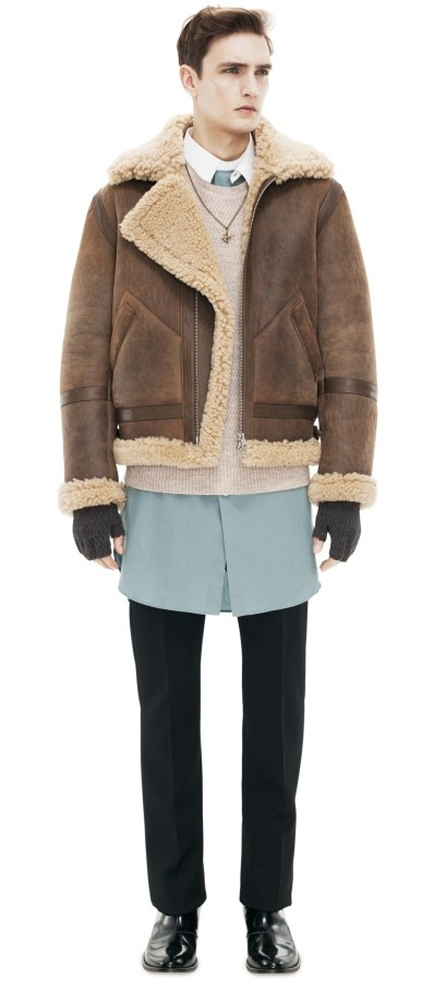 Fall 2013 Obsession | Acne Shearling Outerwear
