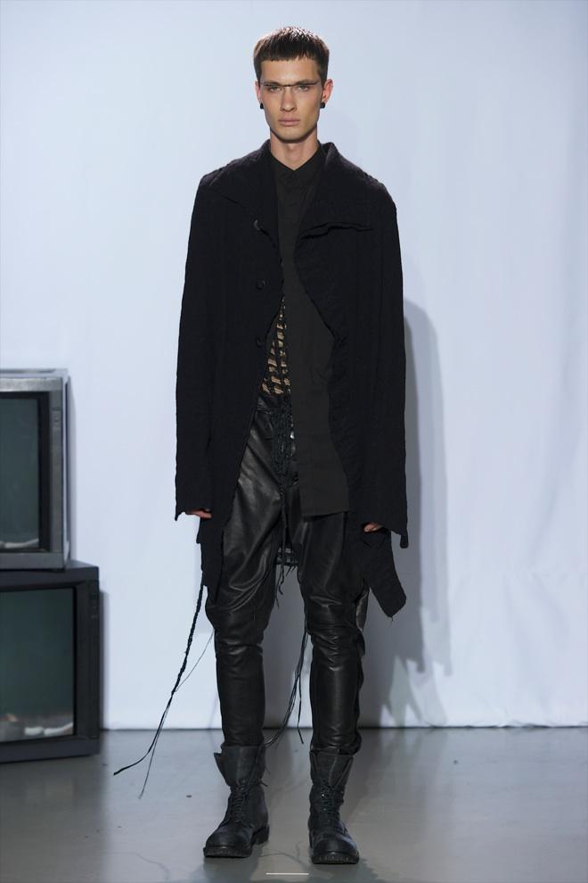 Cedric Jacquemyn Spring/Summer 2014   Paris Fashion Week image