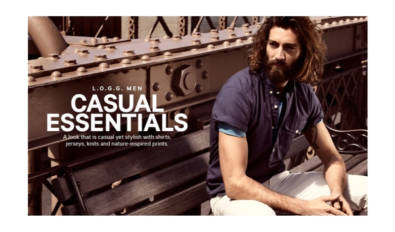 Maximiliano Patane Sports Summer Essentials for H&M