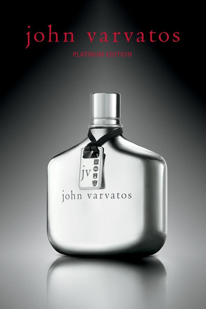 John Varvatos Platinum Edition Fragrance
