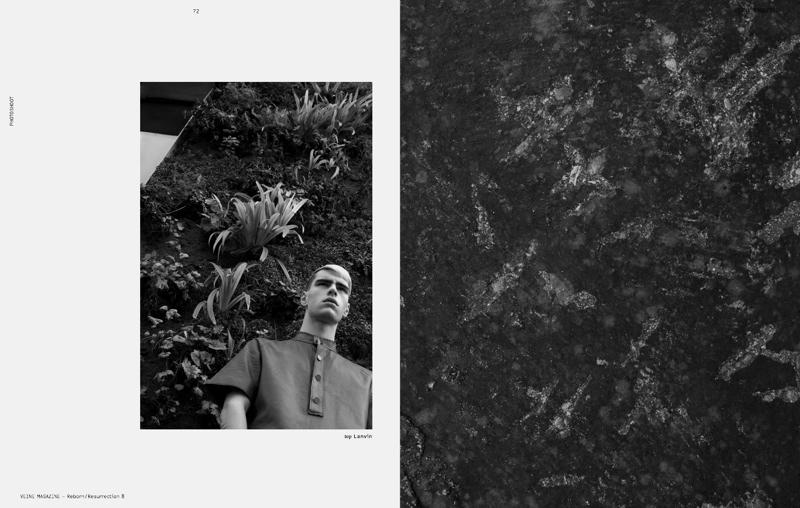 Jonathan Bauer-Hayden for Veine Magazine