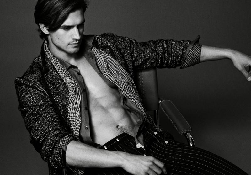 Leo Vlasic-Klasan by Emil Monty Freddie for Fashionisto Exclusive