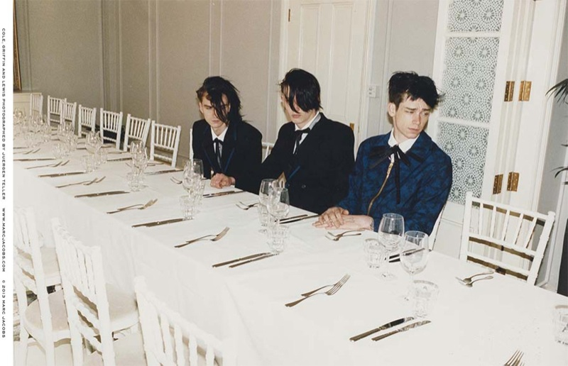 TBT: The Chic Dinner Party