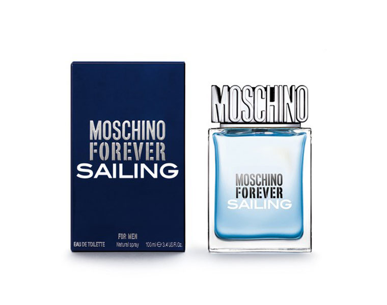 Moschino Launches Moschino Forever Sailing