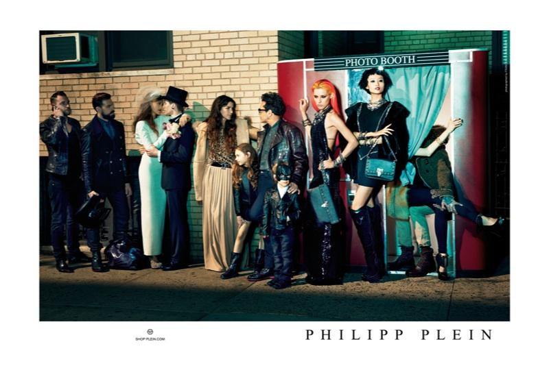 Francesco Carrozzini Shoots Philipp Plein Fall/Winter 2013 Campaign