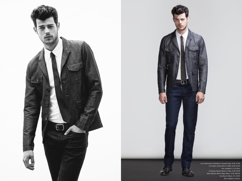 7 For All Mankind Fall/Winter 2013 image
