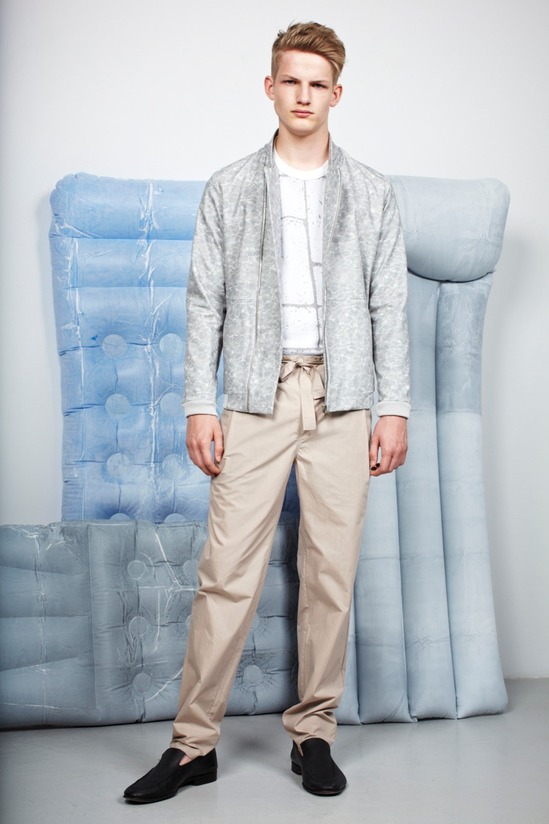 Stephan Schneider Spring/Summer 2014 image