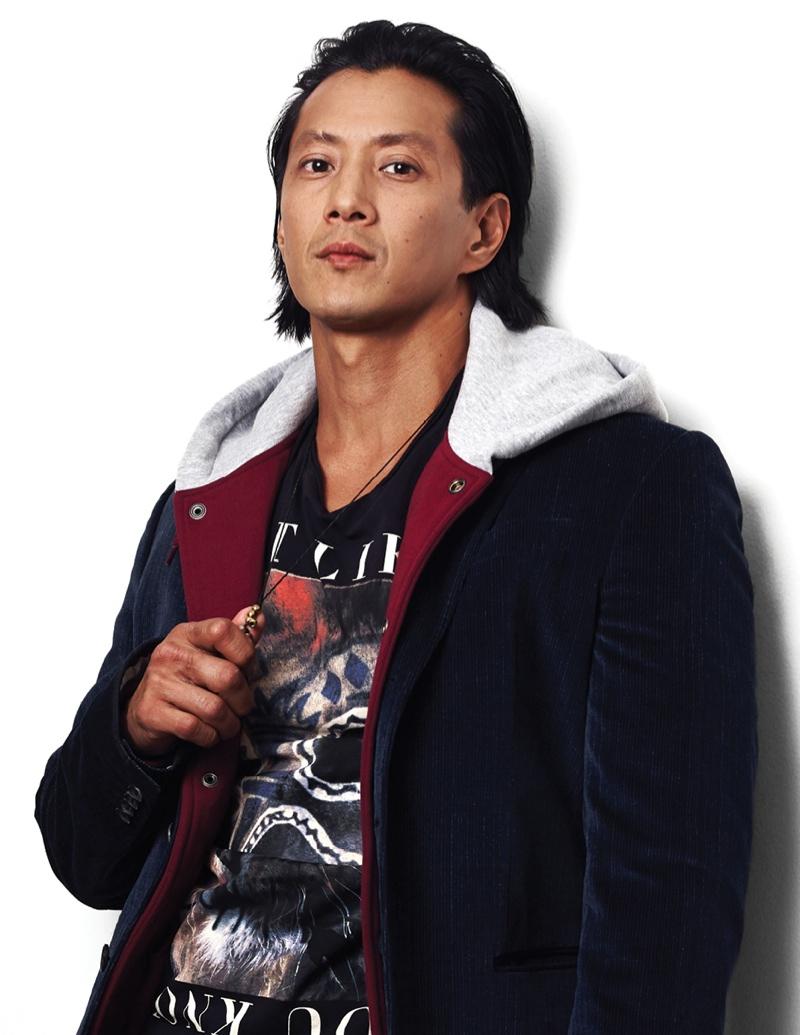 Silver Samurai   Will Yun Lee of The Wolverine for Fashionisto #8