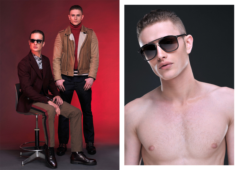 The Company of Men by Daniel Rodrigues for Fashionisto Exclusive