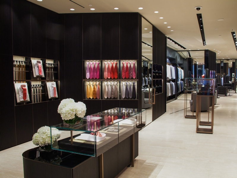 Bal Harbour_Brioni boutique