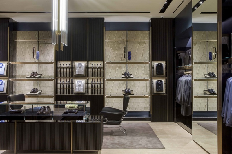 Costa Mesa_Brioni boutique