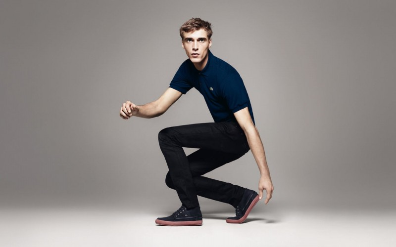dca4bf17b11f Related Content. Clément Chabernaud Stars in Lacoste Eyewear Spring Summer  2013 Campaign ...