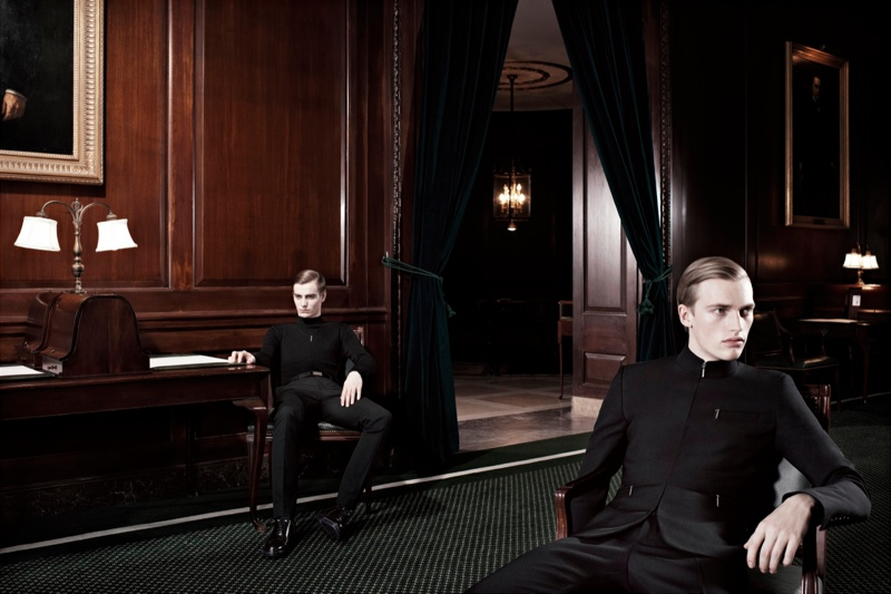 Dior Homme The Players Fall/Winter 2013 (6)