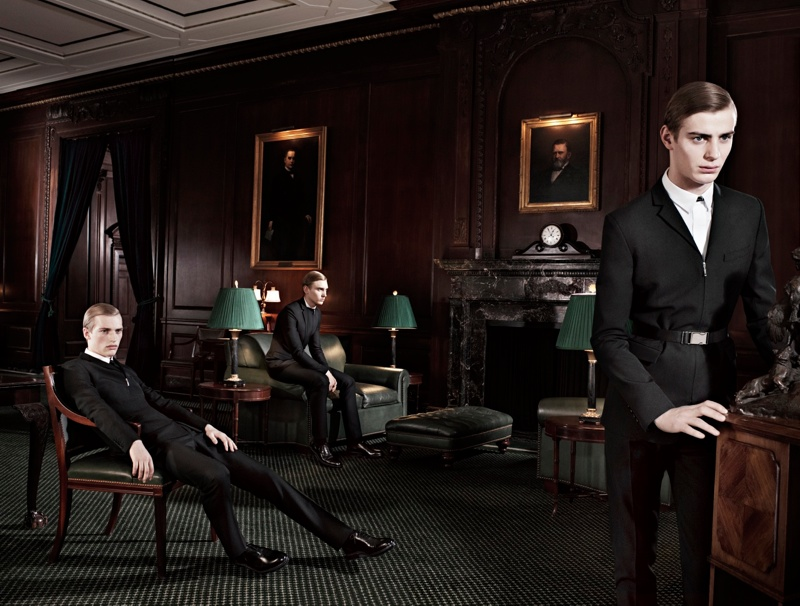Dior Homme The Players Fall/Winter 2013 (7)
