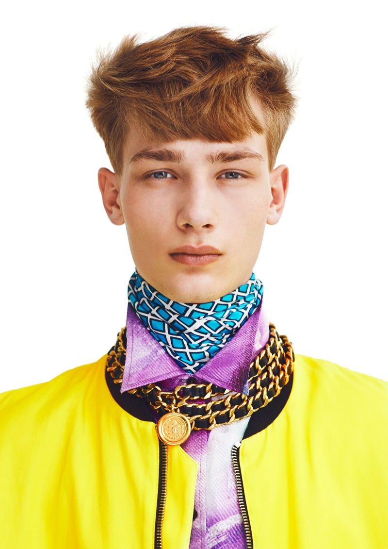 Luca Braad by Emil Monty Freddie for Fashionisto Exclusive