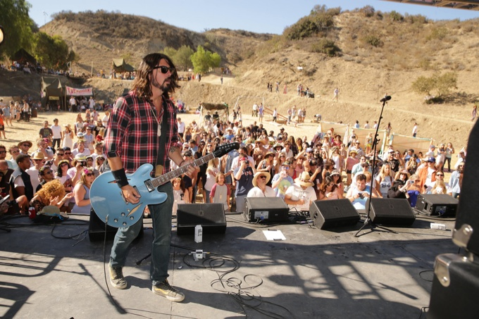 Levi's Vintage Clothing Launches Orange Tab Collection with Dave Grohl & More