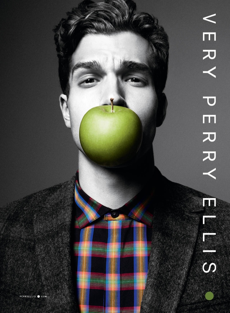 Perry Ellis Taps Rodrigo Calazans, Paul Kelly & Jason K for their Fall/Winter 2013 Campaign
