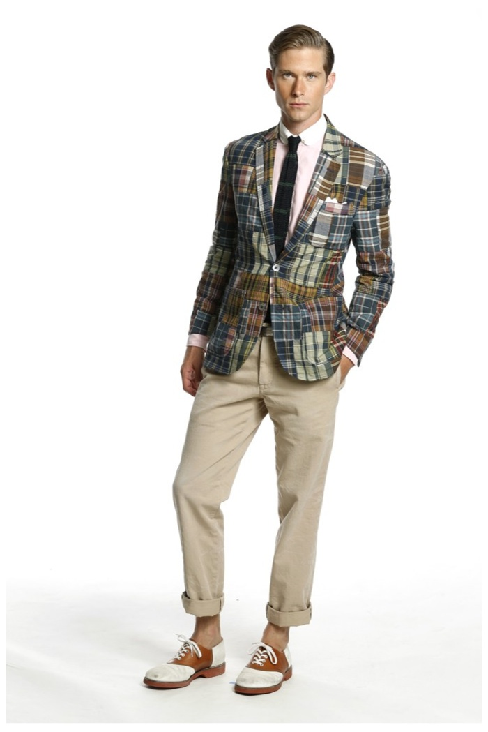 Polo Ralph Lauren Spring/Summer 2014 | The Fashionisto