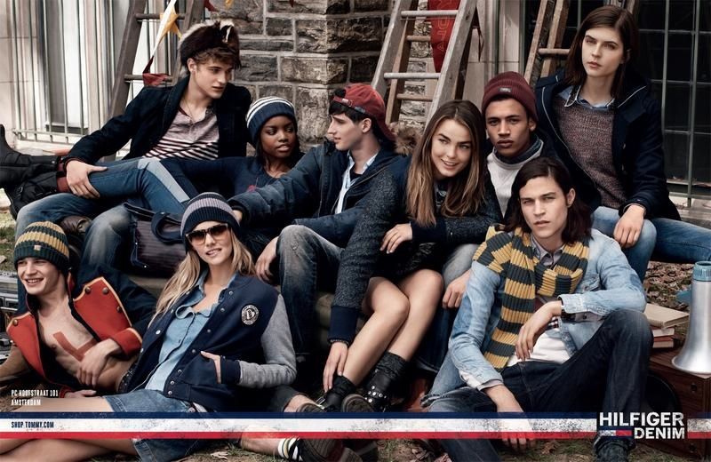 Tommy Hilfiger Denim Fall/Winter 2013 Campaign