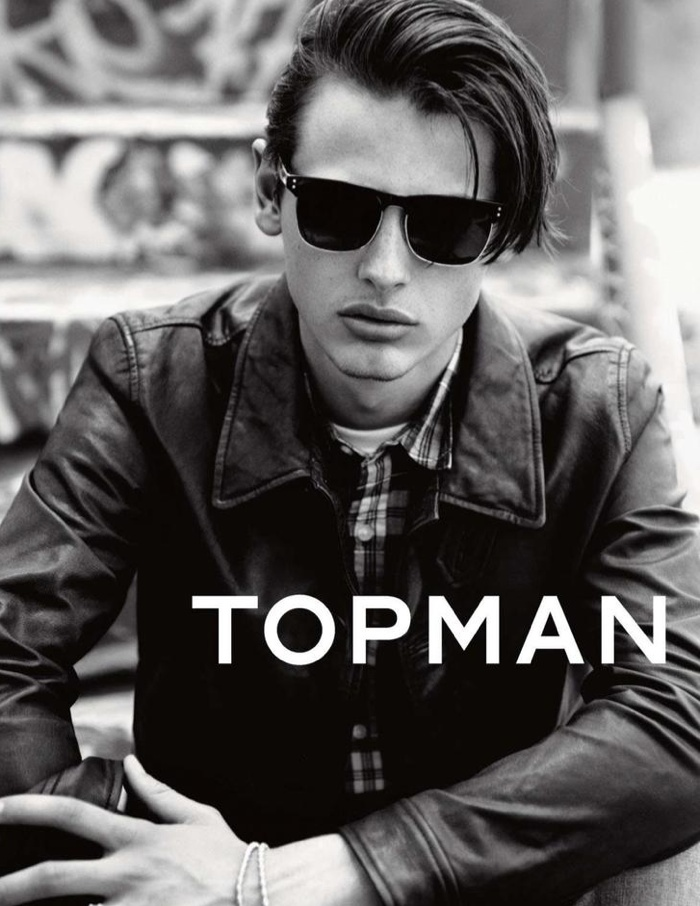 Sylvester Ulv, Jacob Morton & Andrew Westermann for Topman Fall/Winter 2013 Campaign