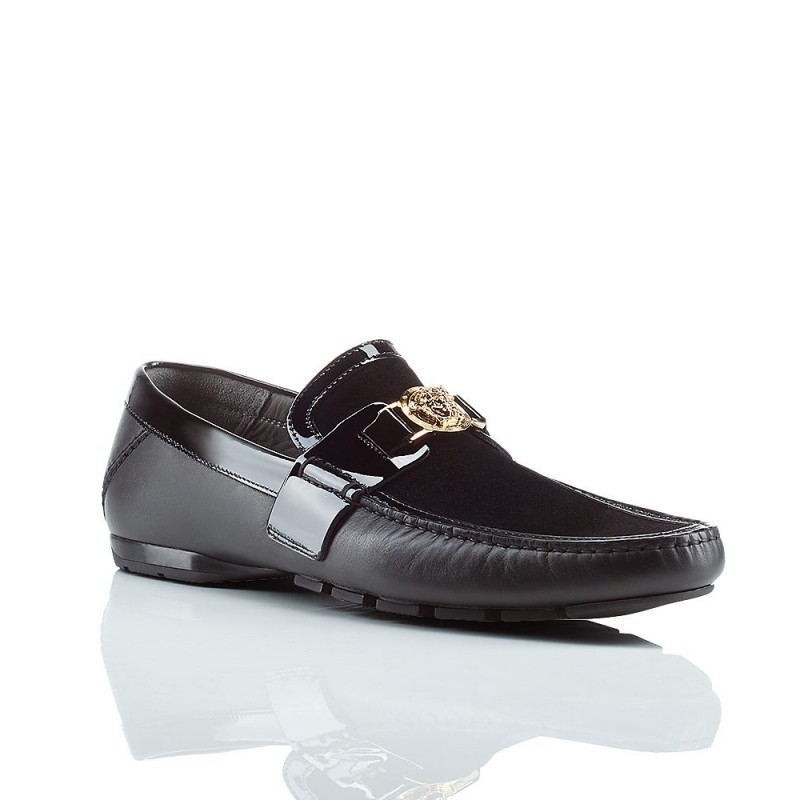 Versace Introduces Fall Winter 2013 Loafers Collection