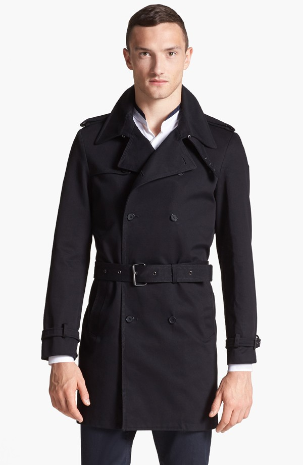 10 Men S Trench Coats For Fall 2013 The Fashionisto