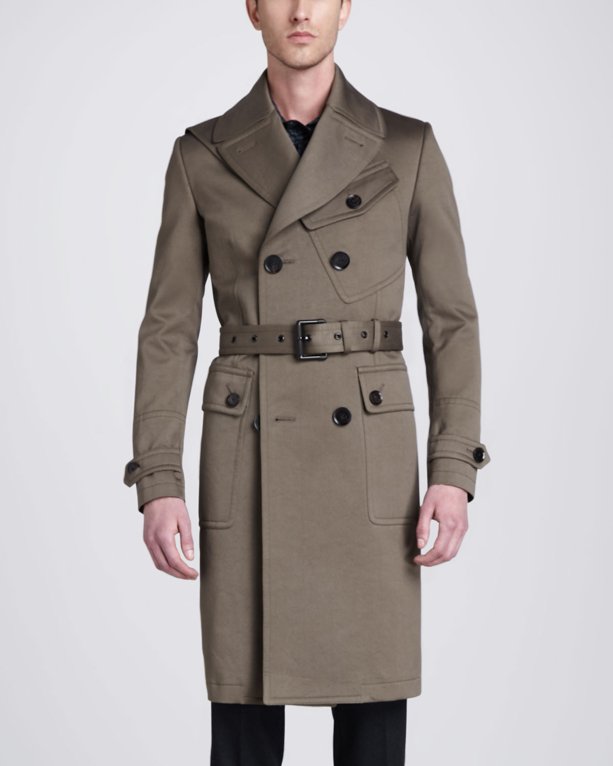 10 Men's Trench Coats for Fall 2013
