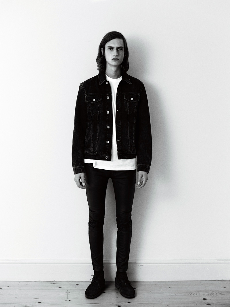 Topman 'Spray on Jeans' Campaign