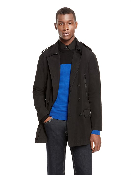 DKNY Jeans Trench