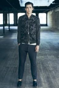 Cole Mohr Models AllSaints Spring/Summer 2014