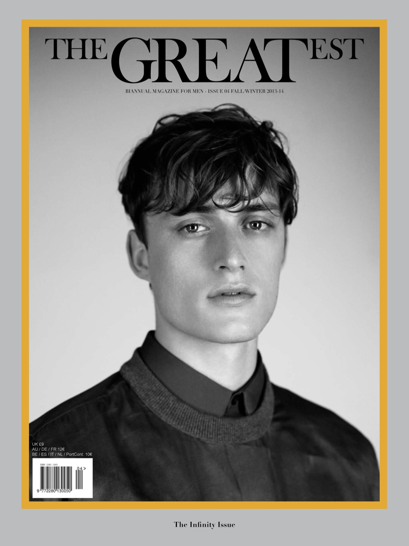 Bastiaan Van Gaalen Covers the Fourth Issue of The Greatest