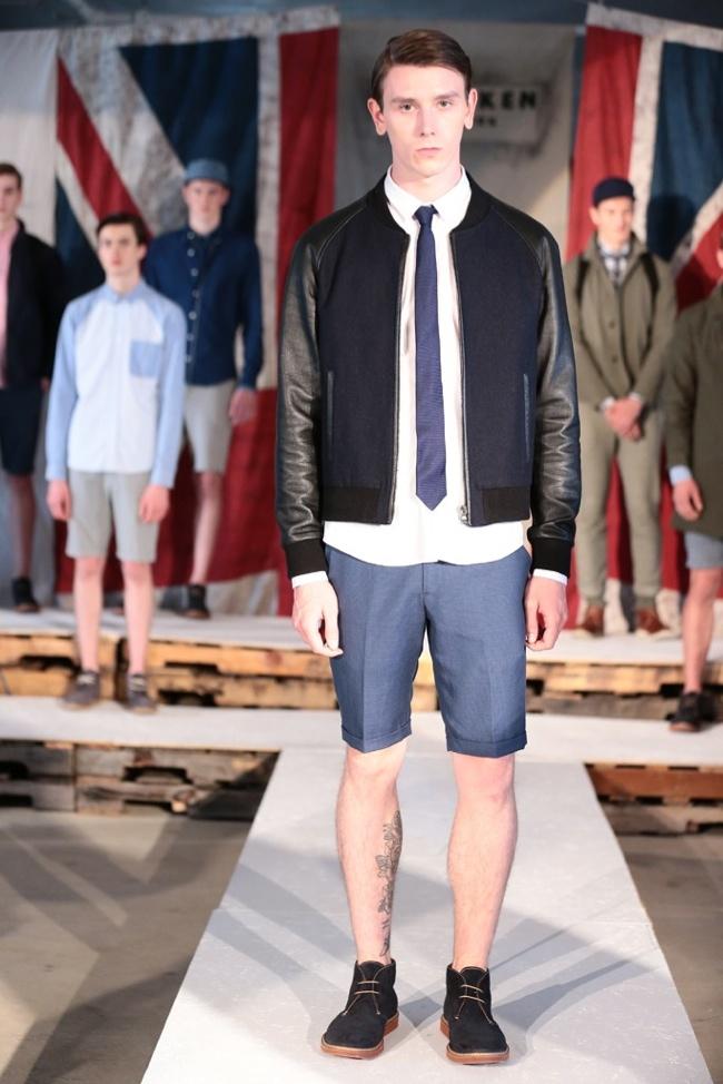 Bespoken Spring/Summer 2014   New York Fashion Week