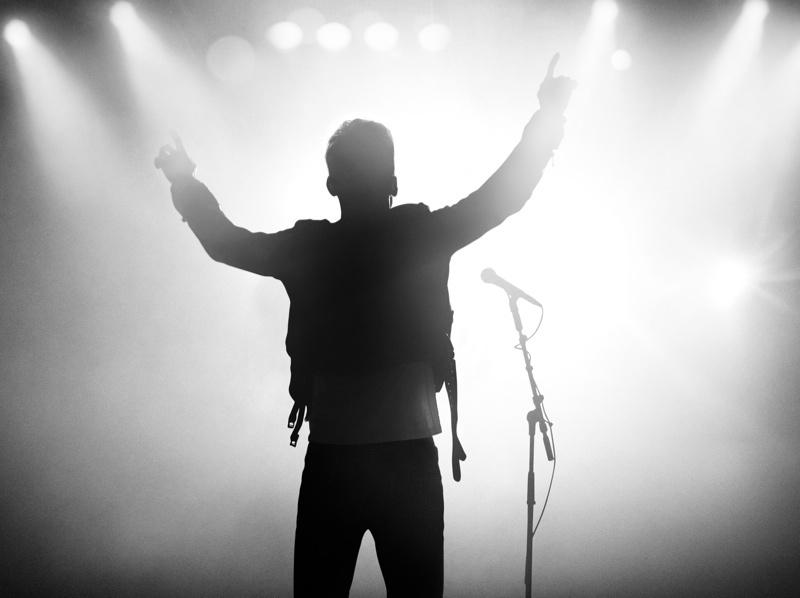 George Barnett Fronts Burberry Brit Rhythm Campaign