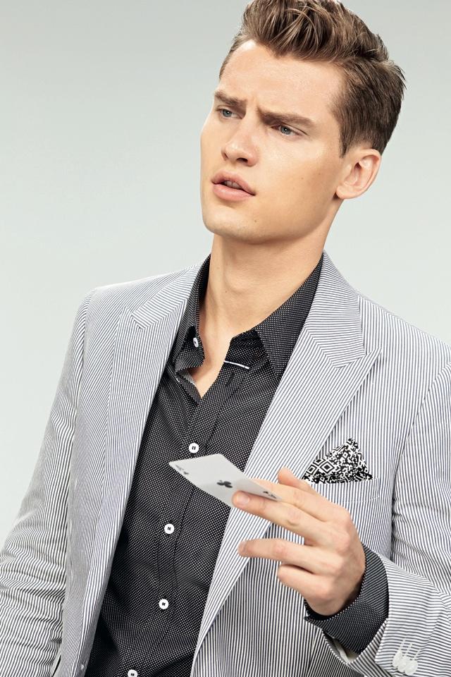 Vladimir Ivanov Stars in Calibre's Summer 2013/14 Campaign ...