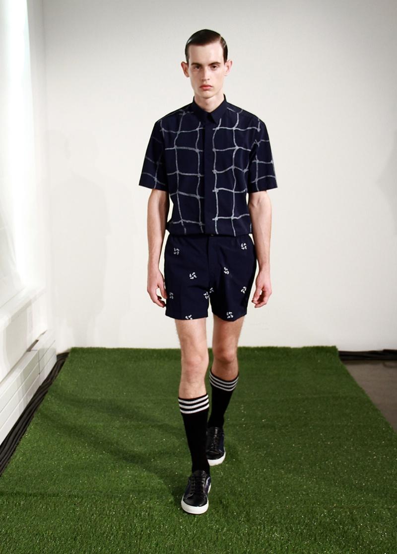 Carlos Campos Spring/Summer 2014   New York Fashion Week