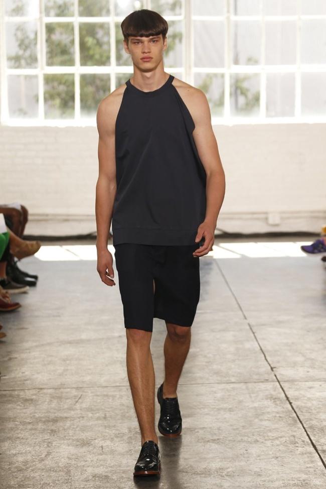 Duckie Brown Spring/Summer 2014 | New York Fashion Week