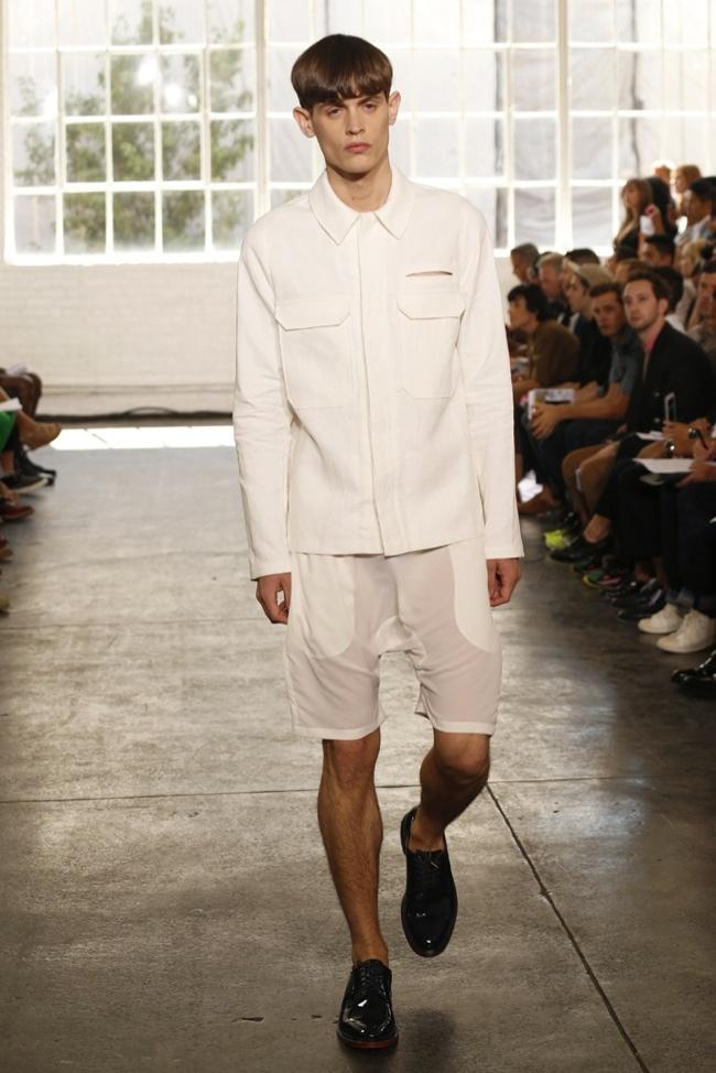 Duckie Brown Spring/Summer 2014 | New York Fashion Week image
